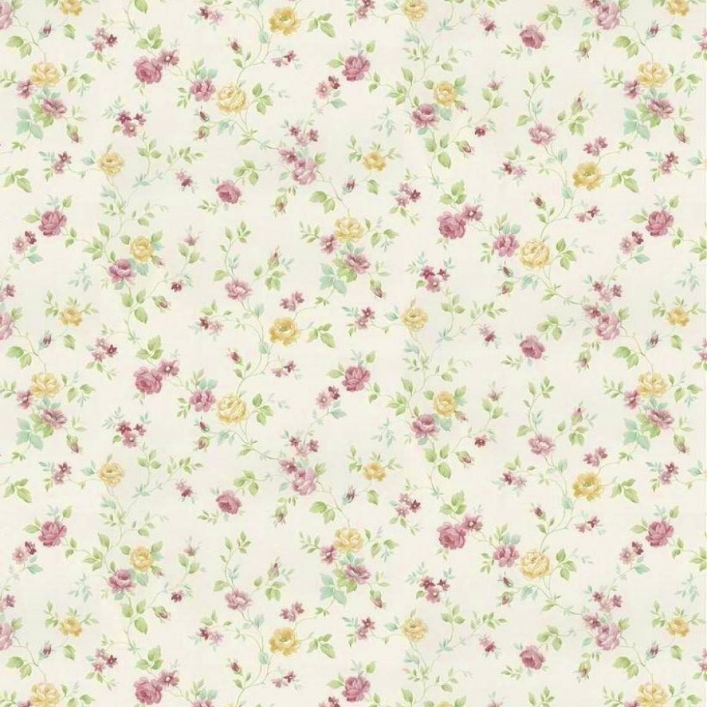 Pink Floral Vintage Picture Picture Backgrounds For Powerpoint