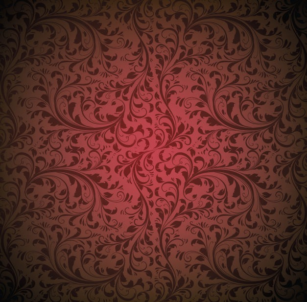 Red Seamless Pattern Download PPT Backgrounds