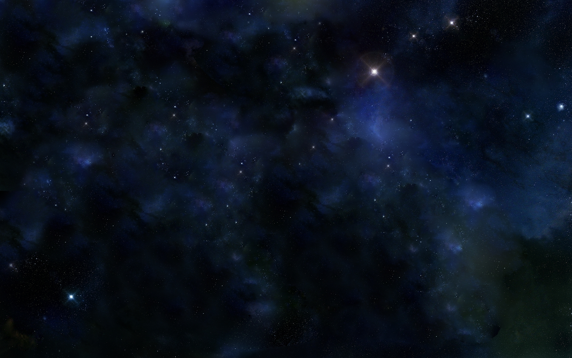 Space Picture PPT Backgrounds
