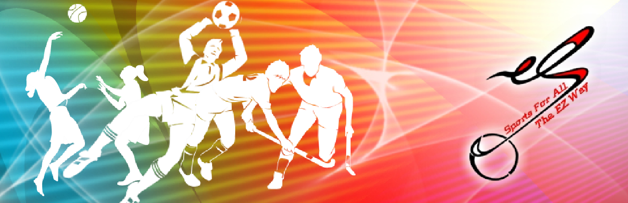 Sports Clipart Template PPT Backgrounds