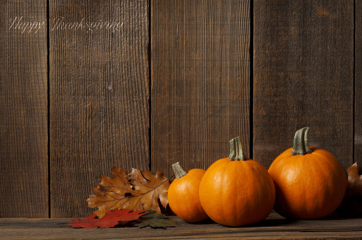 Thanksgiving Quality Backgrounds For Powerpoint Templates