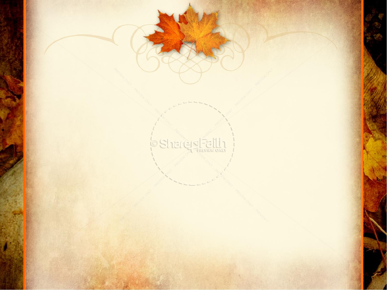 Thanksgiving Thanksgiving Template Backgrounds For