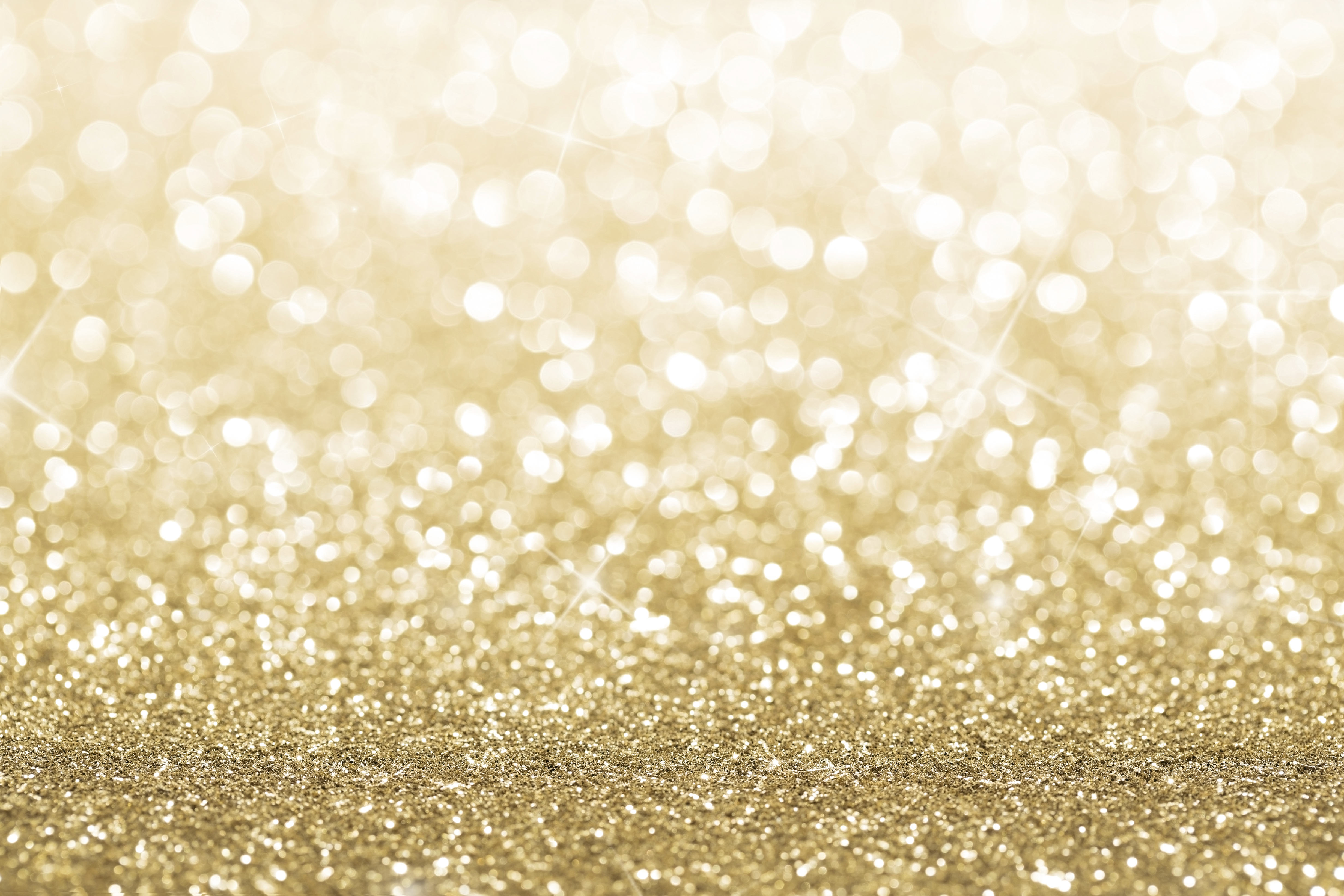 Twitter Glitter Gold Gold Glitter B PPT Backgrounds