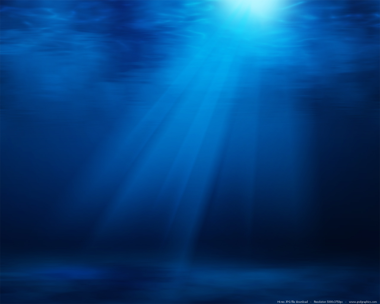 underwater ocean scene picture backgrounds for powerpoint templates