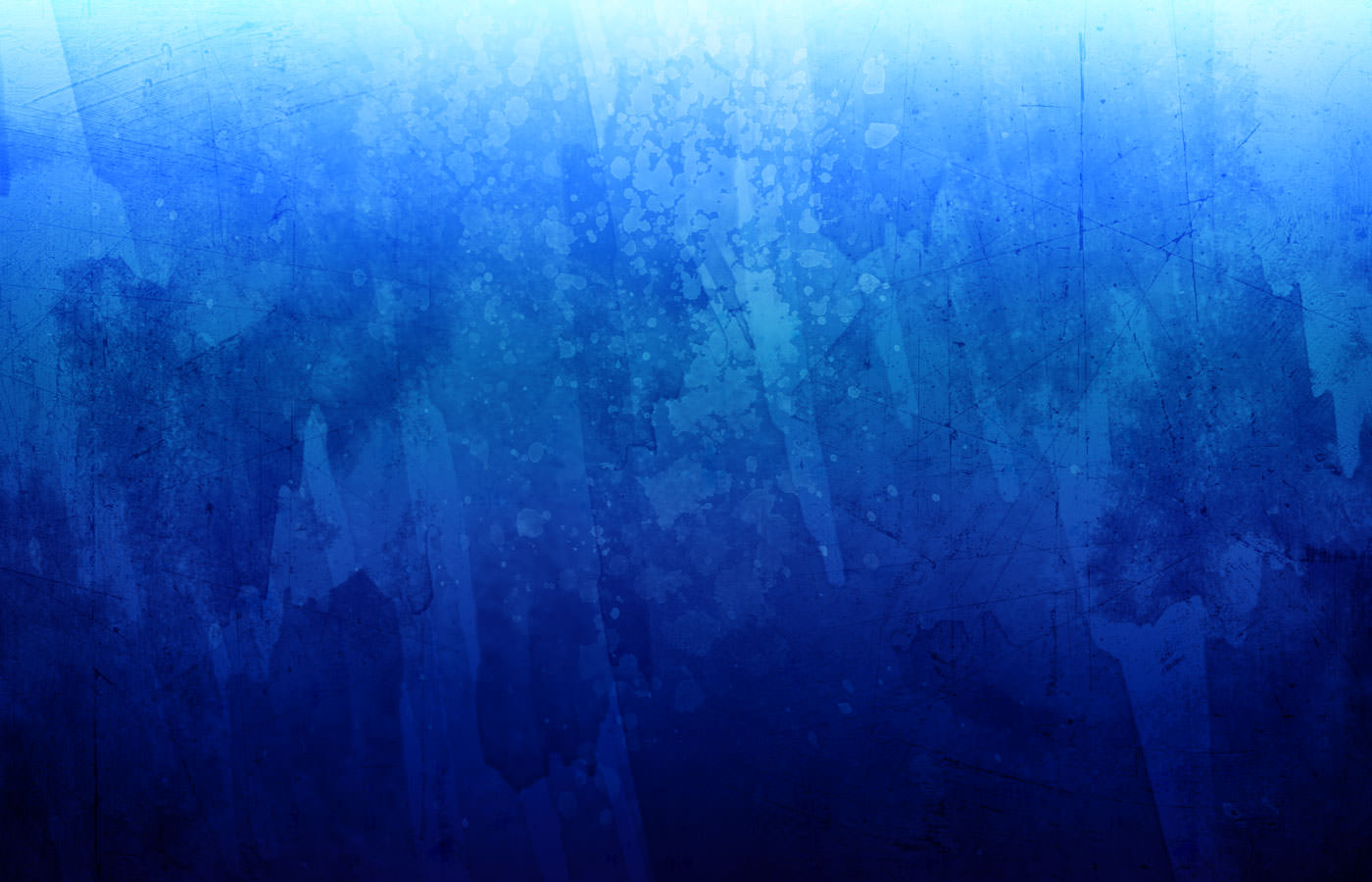 Waterlor Dark Blue Grunge Art PPT Backgrounds