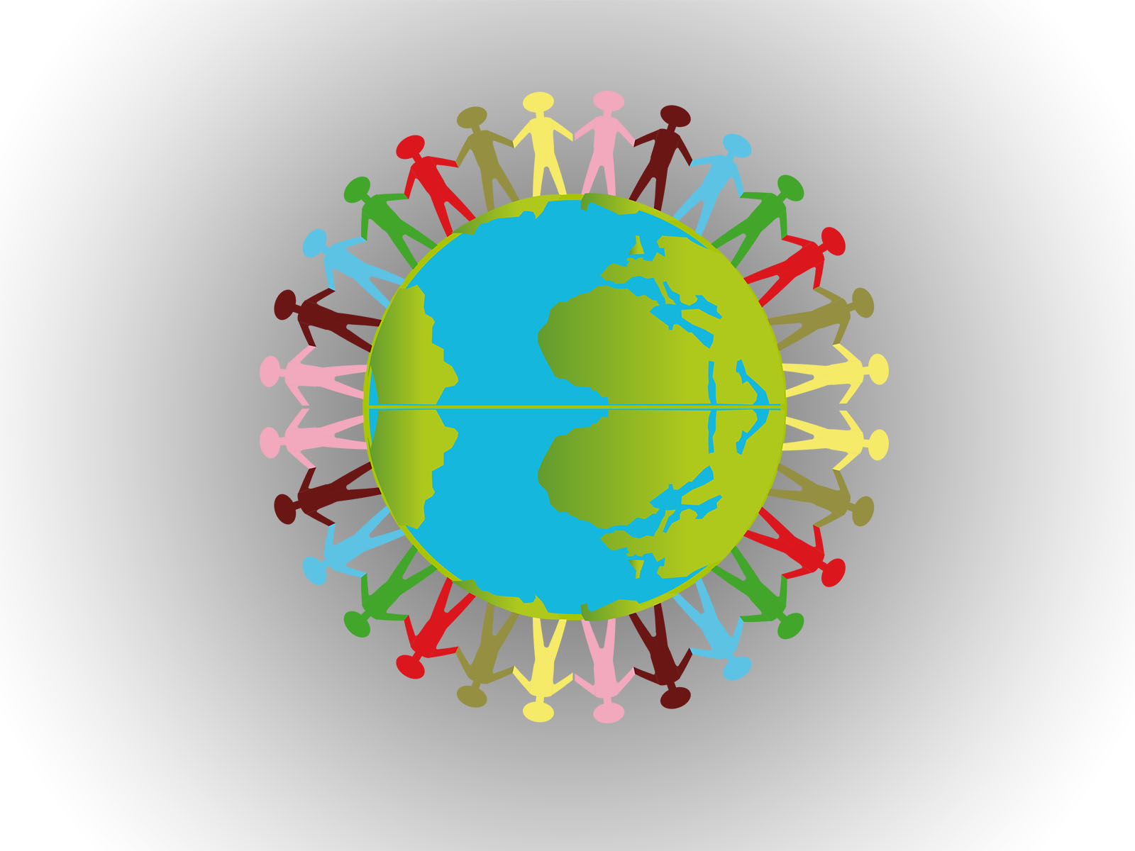 World Peace PPT Backgrounds